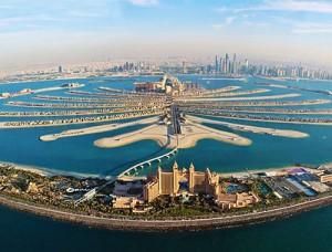Islas Palm, Dubai