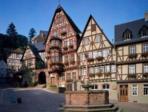 Plaza principal de Lorch Hesse