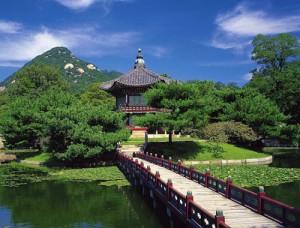 Jardín botánico propio del país nipón