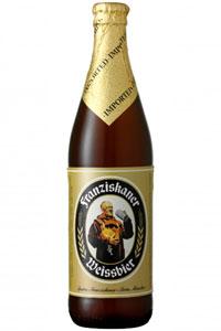 Cerveza Franziskaner hefe weissbier