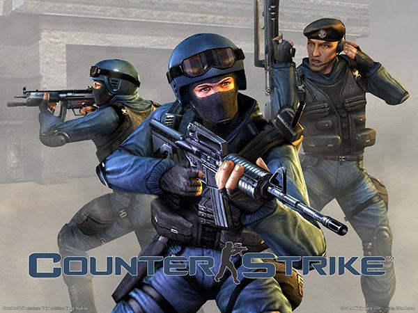 Videojuego counter strike