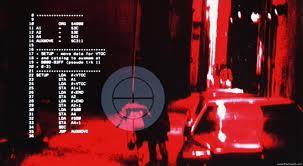 Escena de la película terminator 1984
