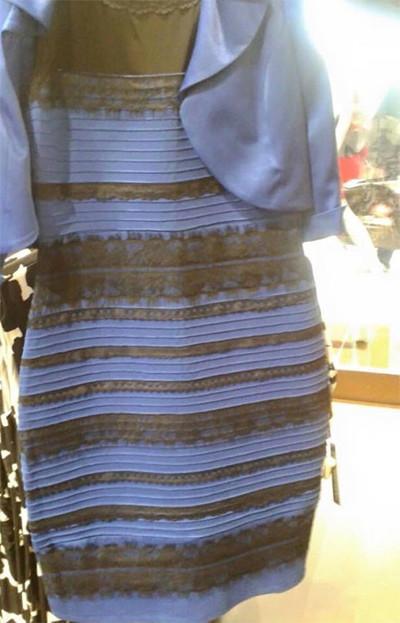 El vestido que dividió a internet
