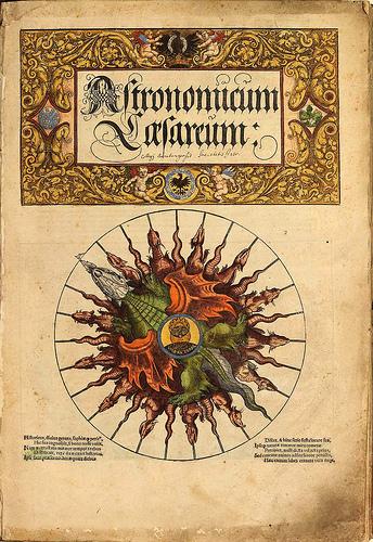 Libro Astronomicum caesareum