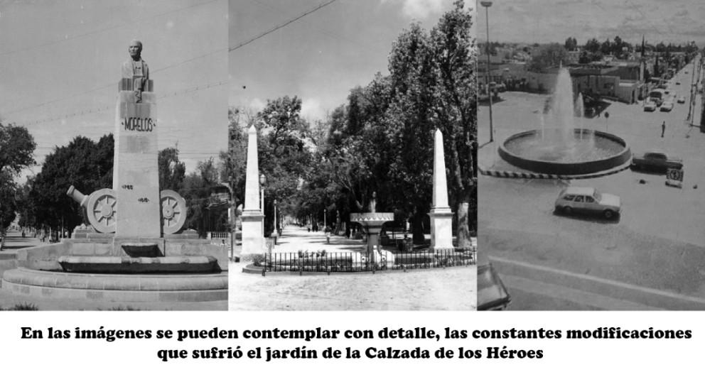 Cambios Calzada