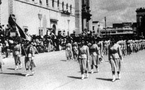 1952 Desfile