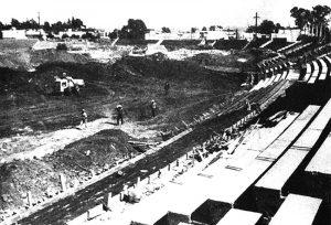 Estadio León EN Construcción