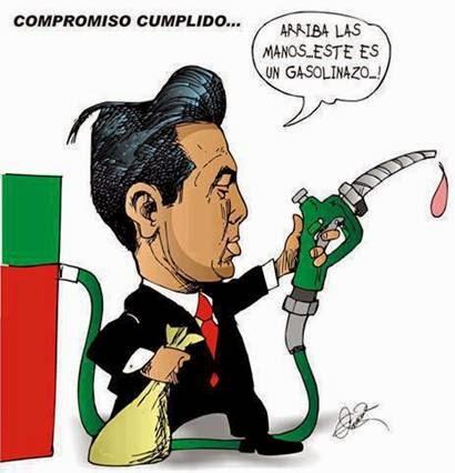 Reformas energéticas de Enrique Peña Nieto