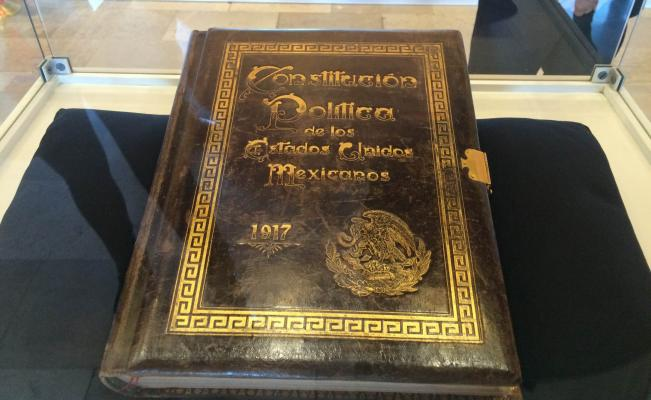 carta magna constitucion de 1917 reformas articulos