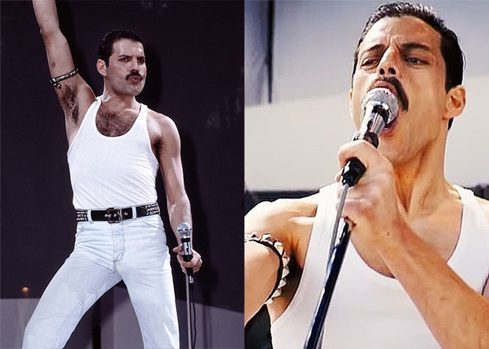 freddie mercury bohemian rhapsody movie