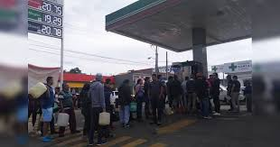 la crisis provocada por el huachicol y la gasolina que alimenta la corrupción